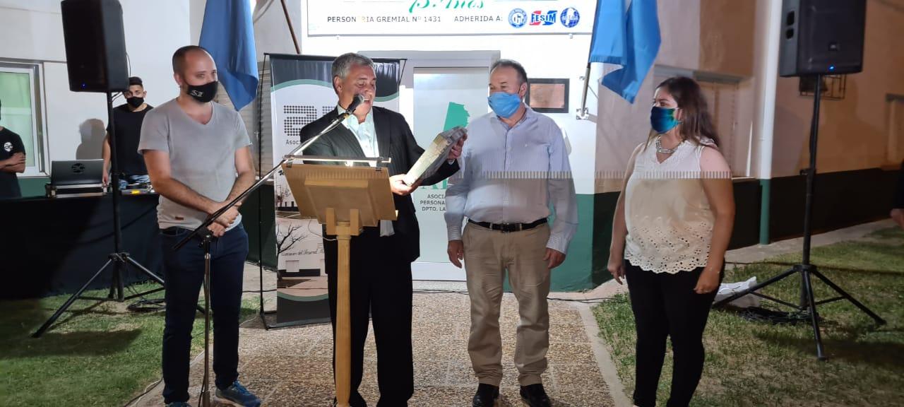 La Asociación del Personal Municipal celebra sus 75 años.